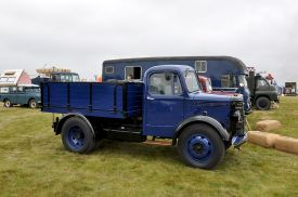 Bedford OB Tipper 1952