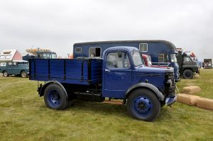 Bedford OB Tipper 1952