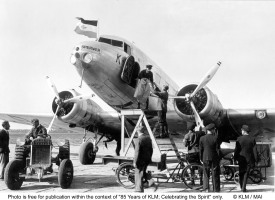 Douglas DC-2 KLM