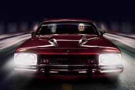 Leo in Amerikaanse cabrio 943796_583576648329384_1910982529_n