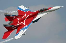 Mig 29 Red Knights.,