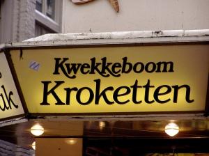 Snackbar - Kwekkeboom heeft de lekkerste kroketten van NL