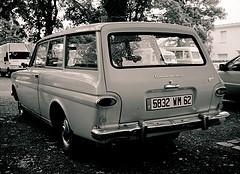 Ford Taunus 12M Combi 1965