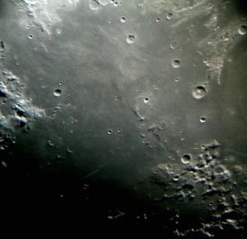 Maan - Mare Tranquillitatis - de landingsplek van Apollo 11