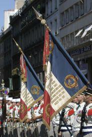 Vlag 14-7-parade