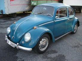 VW Kever 1965