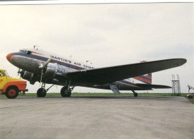 32523 - MDC DC-3 PH-MAA MAC Scan10007