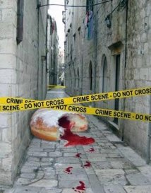 Opsporing verzocht - verdacht broodje