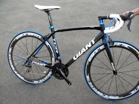 Racefietsen - 2 - fiets