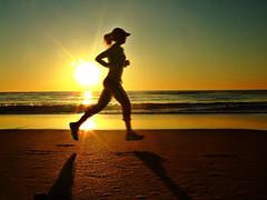 Jogging Lady 2