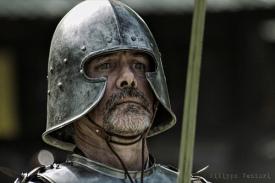 Romantiek - Sommige ridders zijn oud, hun harnas en gedrag verroest