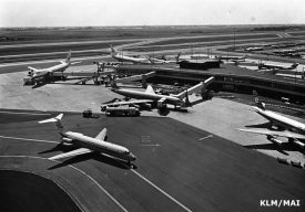 SPL Airport somewhere in the 70's...