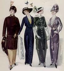 1912 - jurken