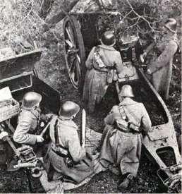 10 mei 1940 - Nederlandse leger aan de Grebbelinie