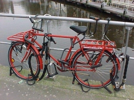 Amsterdam - fiets.op