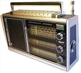 Radio satelliet