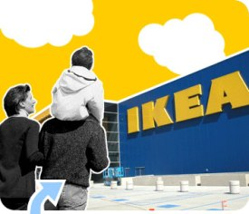 Ikea store_99CCFF