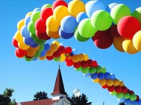 Braderie - ballonnen