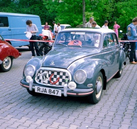 DKW 1000S Coupe 1959