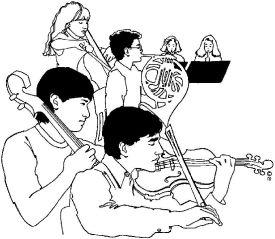 Kort. musiciens (2)