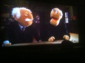 Muppets - de critikasters