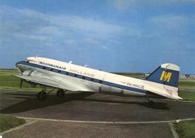 30377 - DC-3 Moormanair phmag Spl-Oost 1973 Scan10180