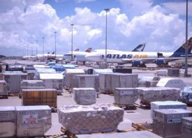 Aircargo distri HKG