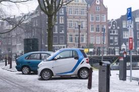 EV oplaadapparatuur Amsterdam