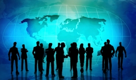 Kort. networking employees-together