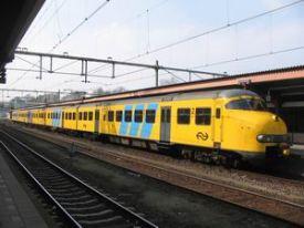 V-Plan trein NS