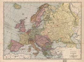 1912 - Kaart Europa 1w-wo-eu-1912