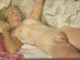 1912 - hele-ivor-henry-thomas-1912-19-nude-with-bangle-1622620