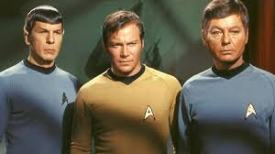 Star Trek first crew