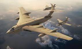 Tweede Britse V-Bomber – Handley PageVictor…